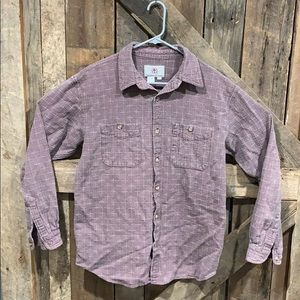 Vintage The Territory Ahead Button Down
